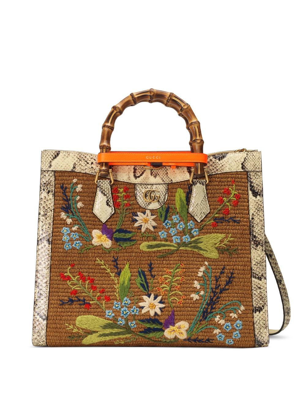 Diana Bag hoạ tiết