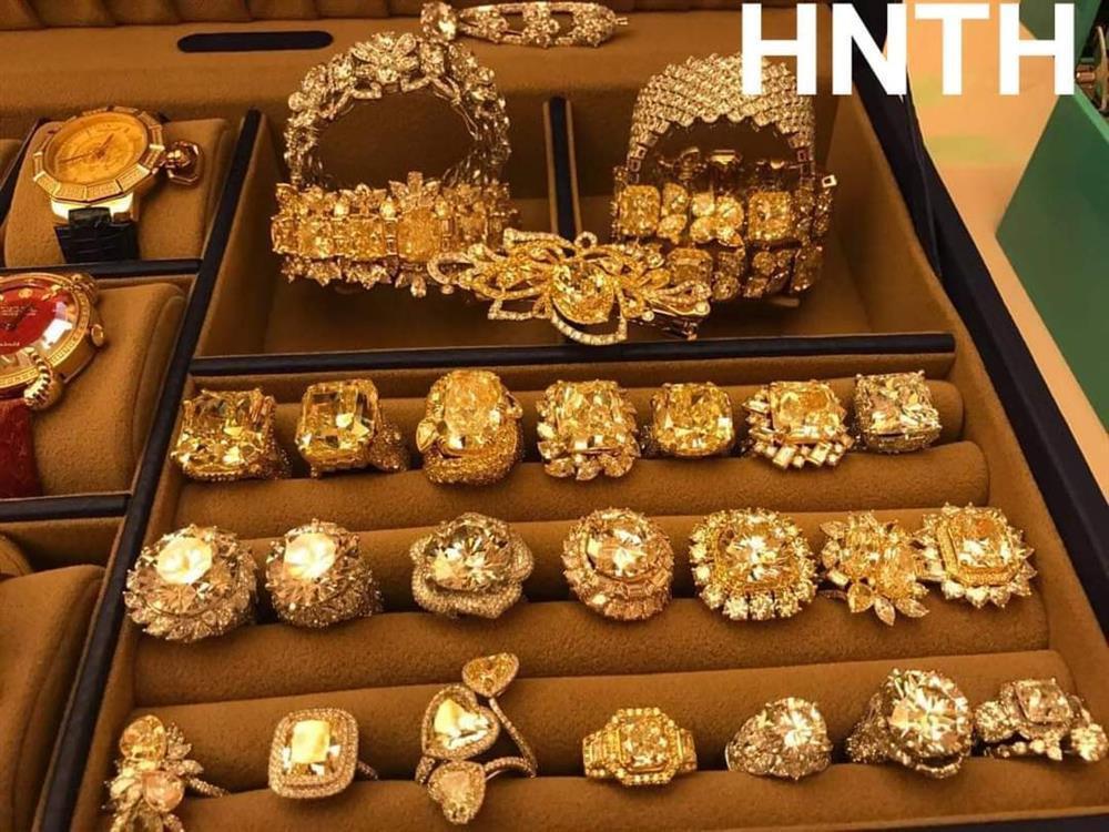 Bà Phương Hằng đeo vòng kim cương giá bằng căn biệt thự-5