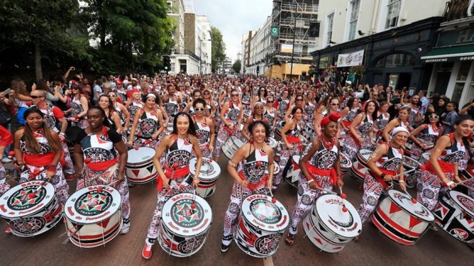 Notting Hill Carnival: Hấp dẫn như những trận cầu đưa Tam Sư vào chung kết EURO - 6