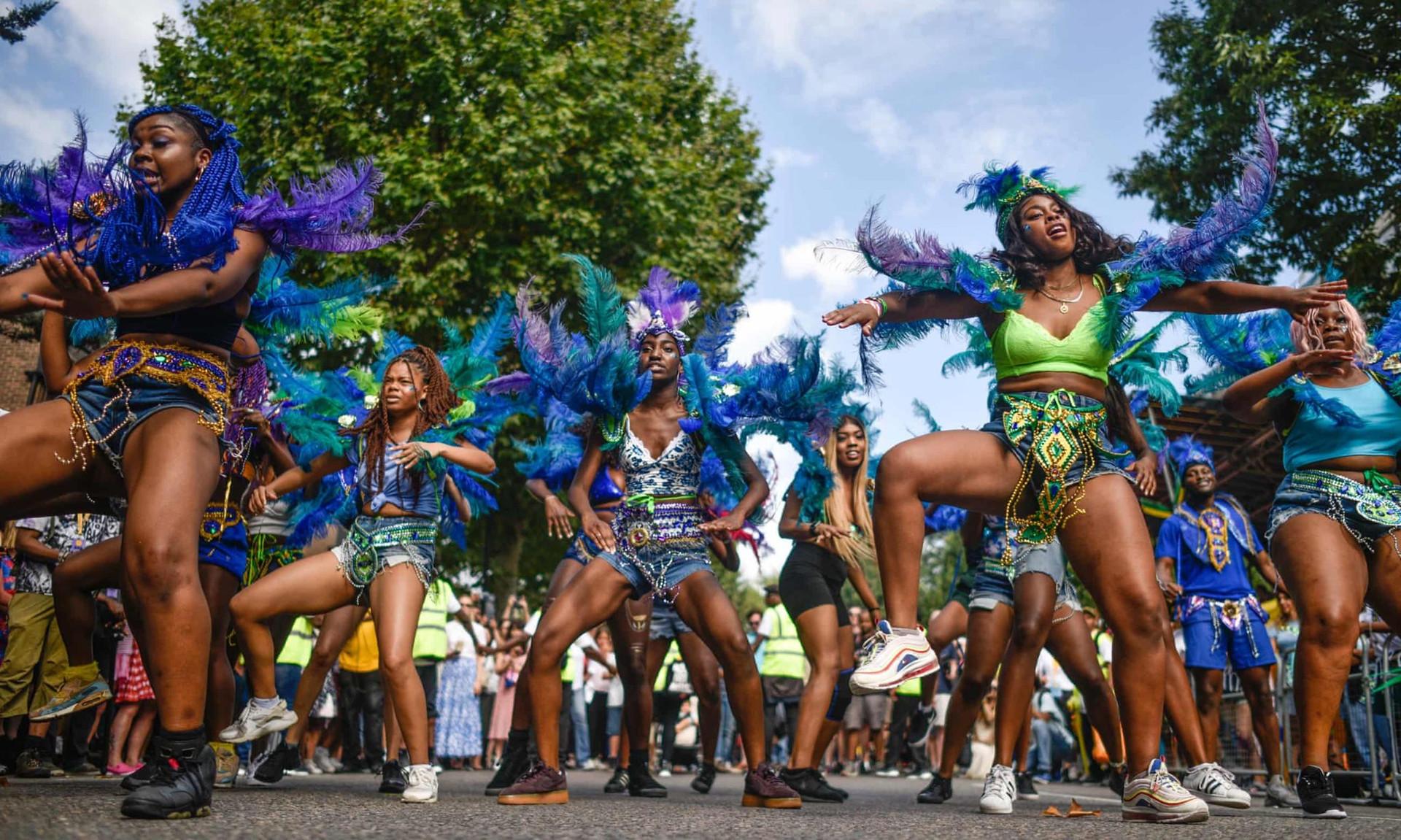 Notting Hill Carnival: Hấp dẫn như những trận cầu đưa Tam Sư vào chung kết EURO - 9