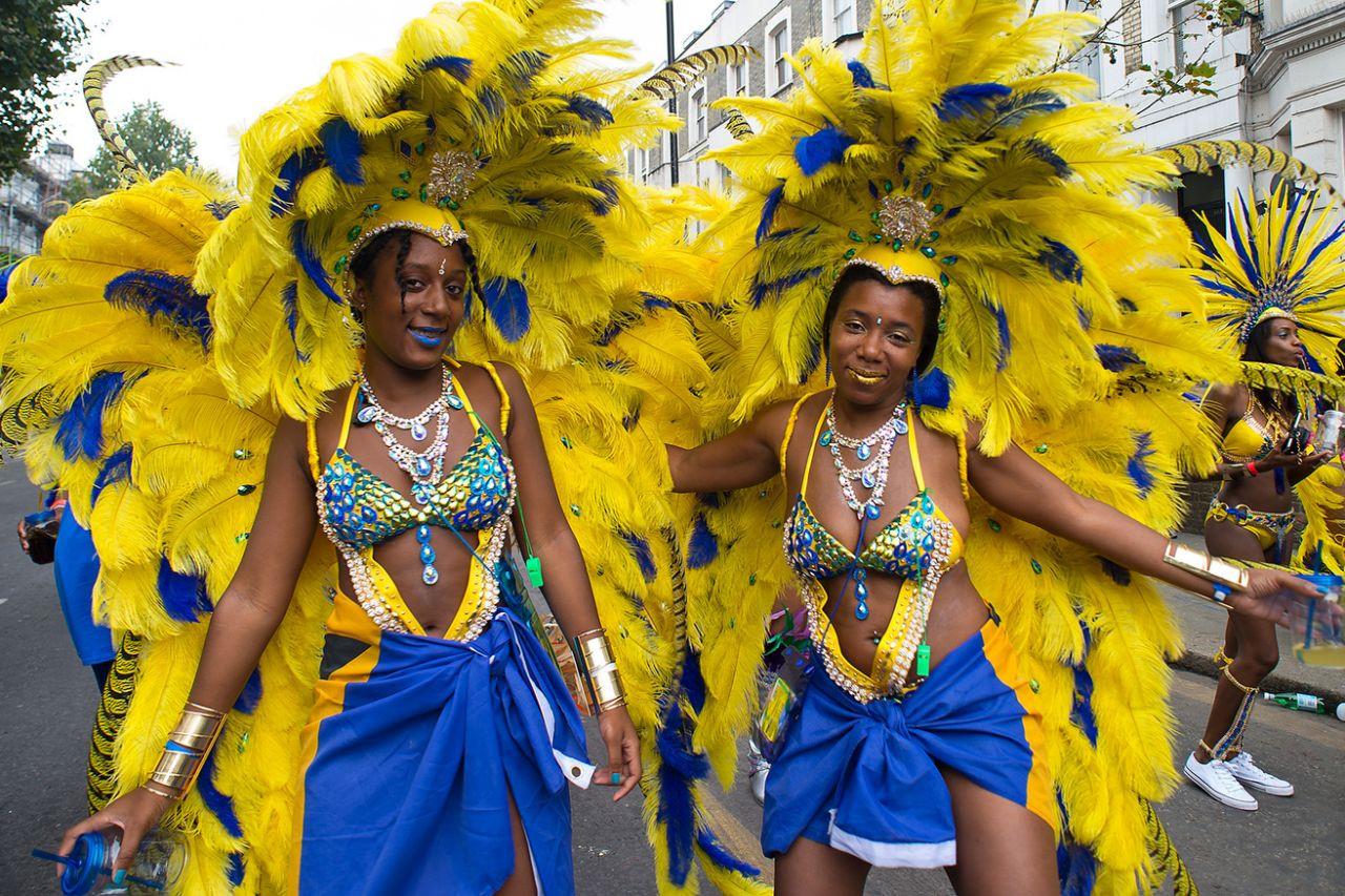 Notting Hill Carnival: Hấp dẫn như những trận cầu đưa Tam Sư vào chung kết EURO - 10