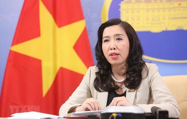 'Viec tham do khao sat o Hoang Sa phai duoc su cho phep cua Viet Nam' hinh anh 1