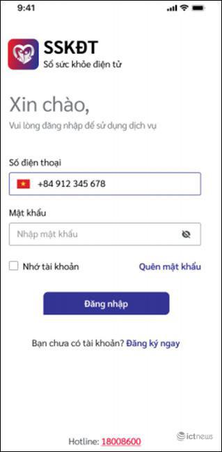 """Người dân Hà Nội đăng ký tiêm vắc xin phòng Covid19 qua """"Sổ sức khỏe điện tử"""""""
