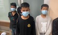 Truy nhanh băng dùng mã tấu, đao dài cướp xe máy người đi đường ở Sài Gòn