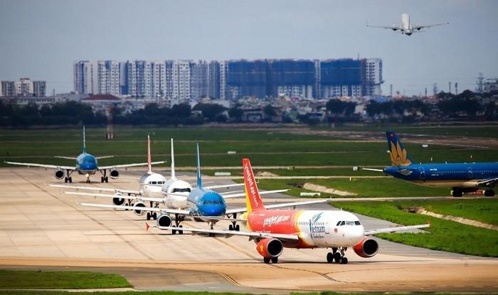 Giảm tần suất đường bay TP.HCM - Hà Nội xuống 1.700 khách/ngày - 1