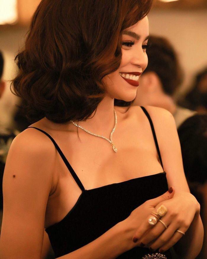 Bà Phương Hằng đeo nhẫn kim cương đôi với Hà Hồ, Lệ Quyên-6