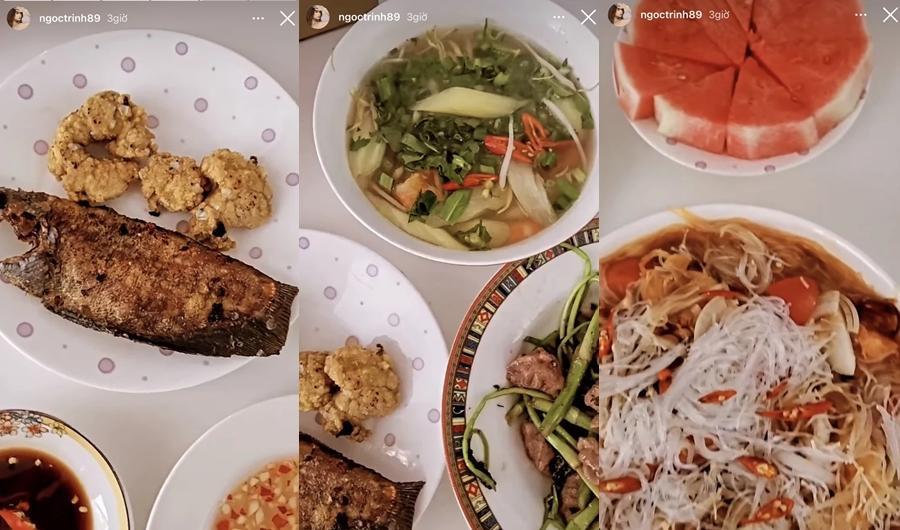 Dàn sao Việt thi nhau khoe đồ ăn ngon ngày đầu giãn cách tại Sài Gòn-6