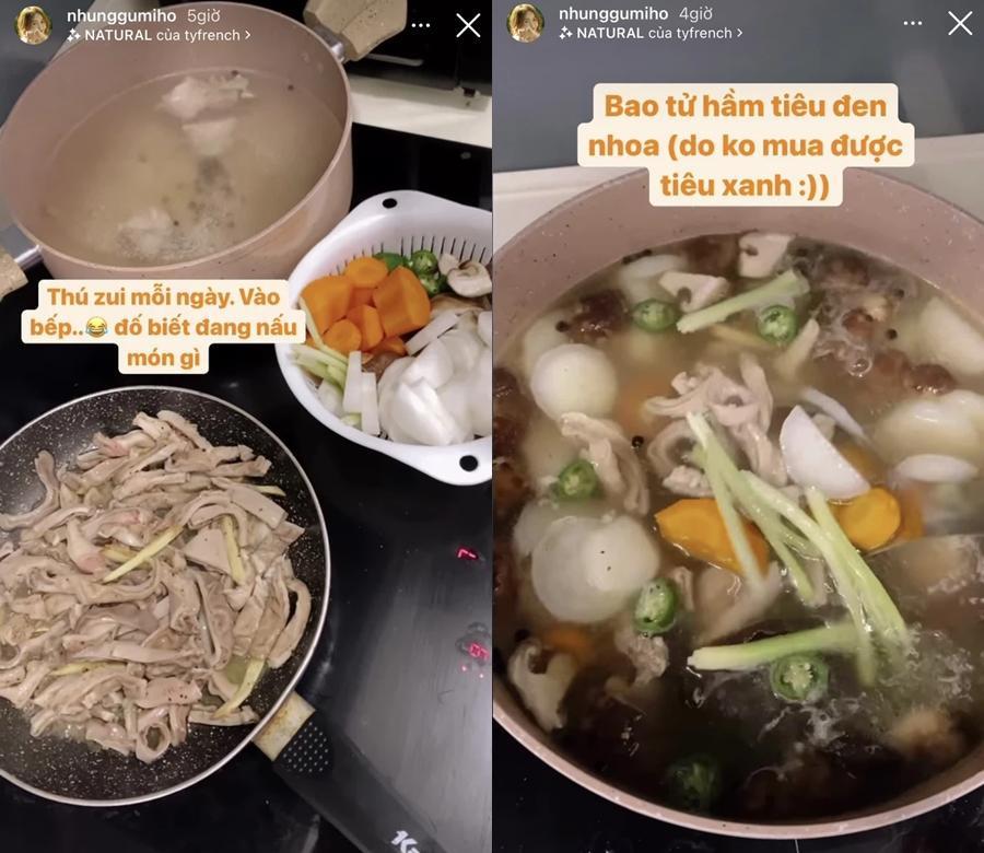 Dàn sao Việt thi nhau khoe đồ ăn ngon ngày đầu giãn cách tại Sài Gòn-10
