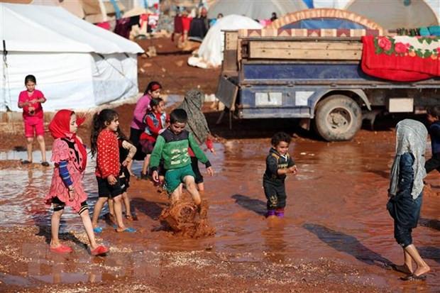 Nga de xuat keo dai 6 thang tuyen huyet mach vien tro cho Syria hinh anh 1