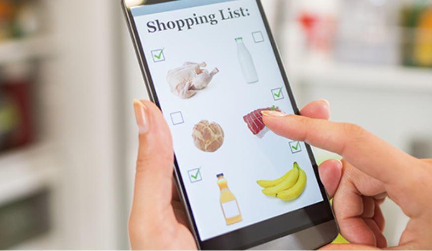 Người dân đổ sang đi chợ online, đơn hàng trên ứng dụng tăng đột biến