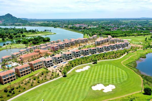 Sky Realty trở thành tổng đại lý dự án Wyndham Sky Lake Resort & Villas