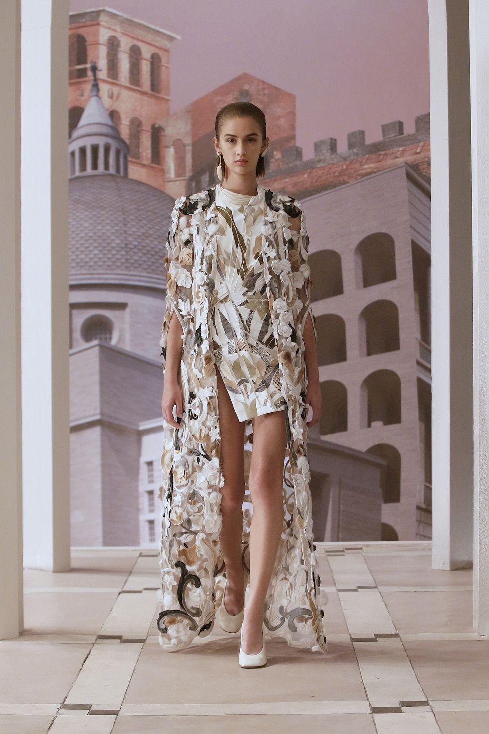 Fendi ra mắt bố sưu tập mới ca ngợi Rome, quê hương của nhà mốt - 3
