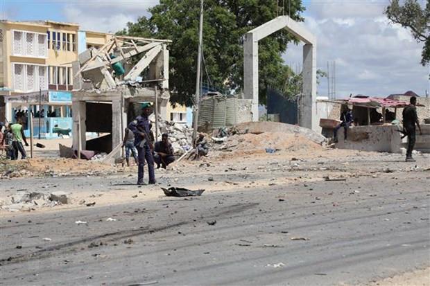Danh bom lieu chet o thu do Somalia, it nhat 8 nguoi thiet mang hinh anh 1