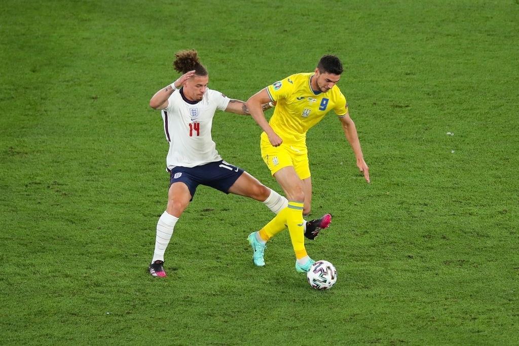 EURO 2020: Bộ đôi quan trọng hơn Kane-Sterling có thể giúp tuyển Anh vô địch - 1