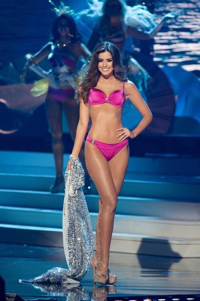Số đo khác biệt của Miss Universe: Người lép kẹp, người chạm ngưỡng 1m-13