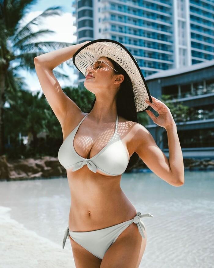 Số đo khác biệt của Miss Universe: Người lép kẹp, người chạm ngưỡng 1m-16