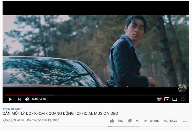 K-ICM tự tay xóa MV 1,4 triệu dislike, nhắc đến nỗi buồn liên quan tới Jack-2