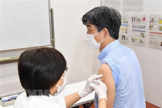 Nhat Ban bat dau nhan don xin cap ho chieu vaccine tu cuoi thang 7 hinh anh 1
