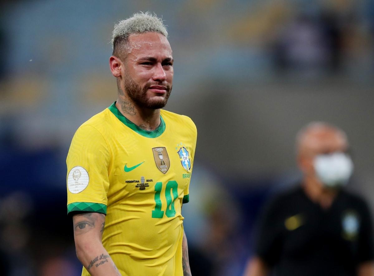 Dù vậy, những nỗ lực của Neymar là không đủ để giúp Brazil tránh được thất bại 0-1. Anh đã bật khóc ngay khi trận đấu kết thúc.