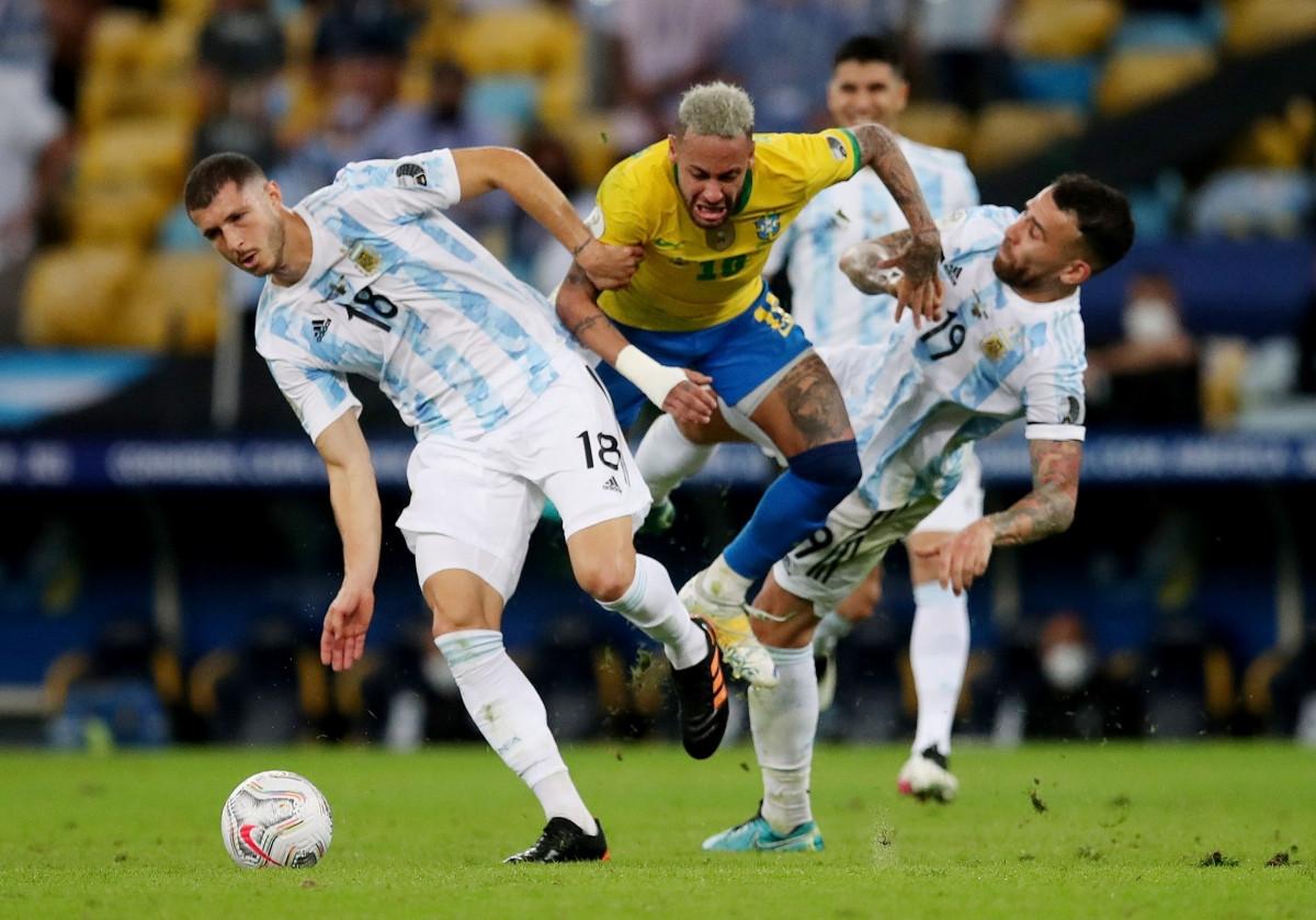 Trận chung kết Copa America 2021 là nơi Neymar rất khát khao thể hiện mình.