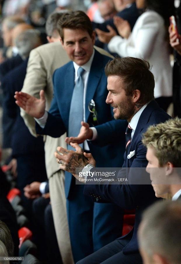 Chung kết Euro 2020: Tom Cruise và Beckham khiến thế giới chao đảo-1