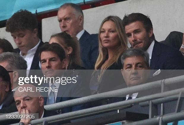 Chung kết Euro 2020: Tom Cruise và Beckham khiến thế giới chao đảo-6