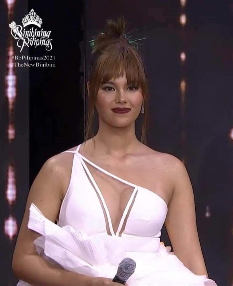 Hoa hậu Hoàn vũ tăng cân như... đô vật, 3 vòng thẳng đuột-2