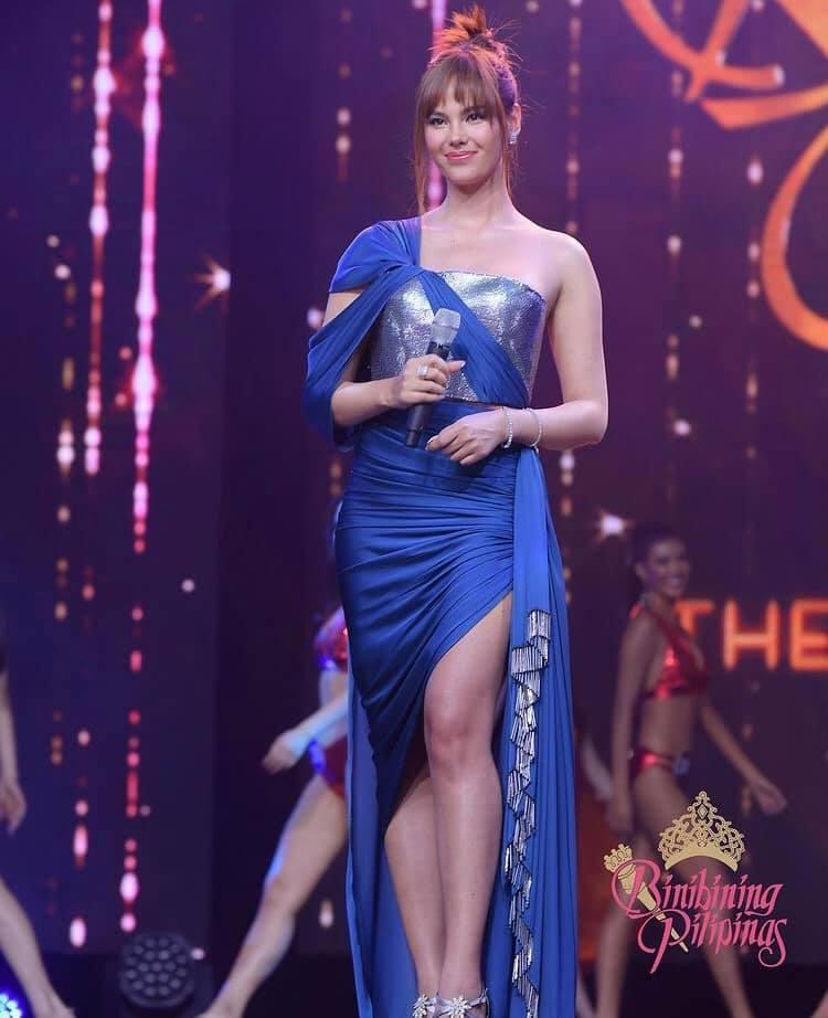 Hoa hậu Hoàn vũ tăng cân như... đô vật, 3 vòng thẳng đuột-11