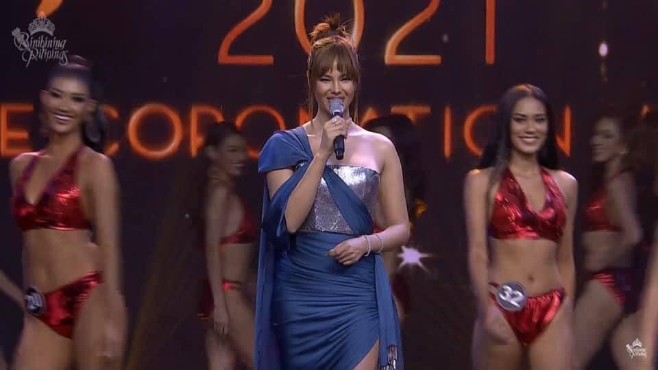 Hoa hậu Hoàn vũ tăng cân như... đô vật, 3 vòng thẳng đuột-10