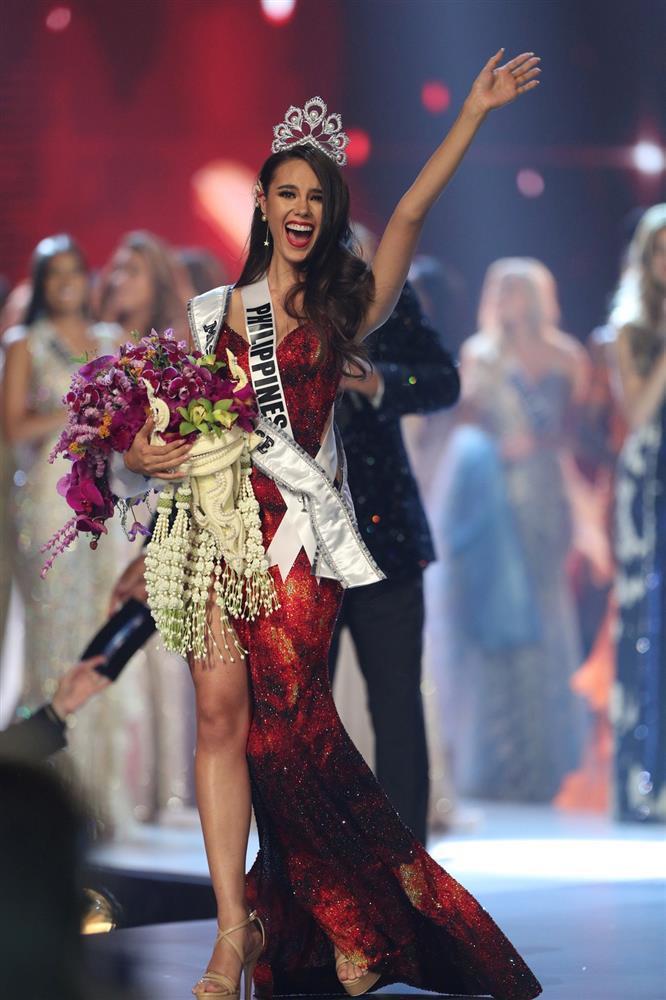 Hoa hậu Hoàn vũ tăng cân như... đô vật, 3 vòng thẳng đuột-15