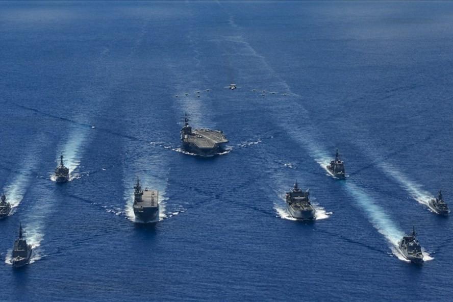 Lý giải động thái của Australia ở Biển Đông