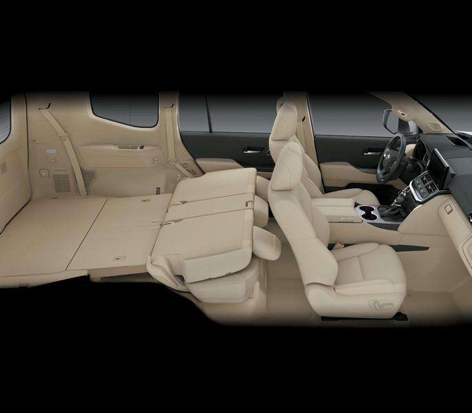 Toyota Land Cruiser lột xác hoàn toàn với phiên bản mới