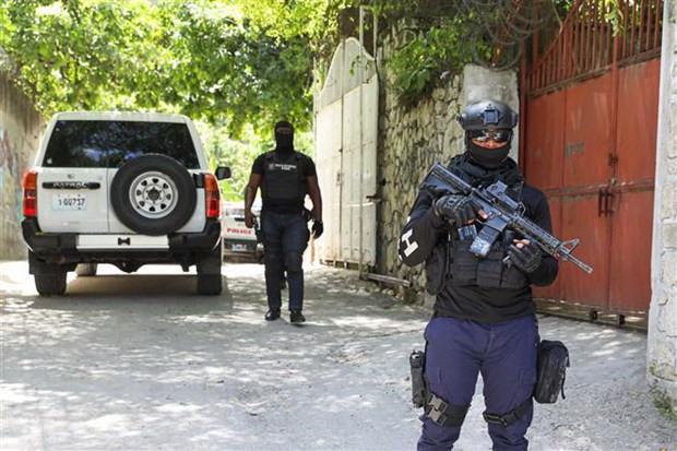 Haiti bat nghi pham chu muu vu am sat tong thong Moise hinh anh 1