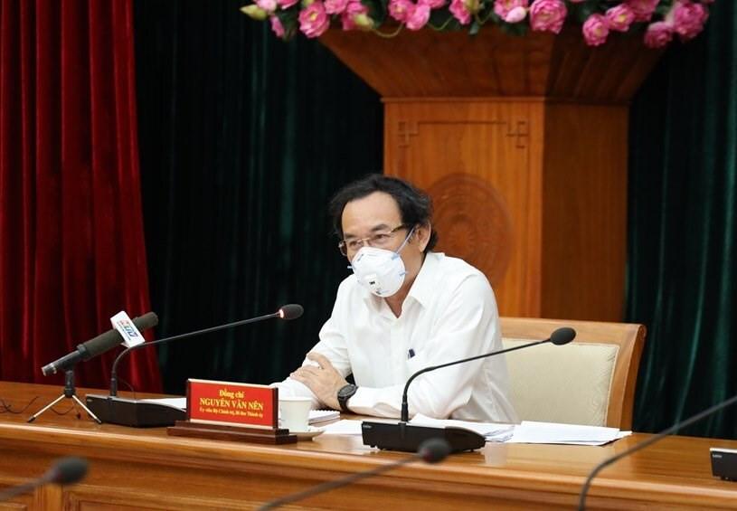 Ông Nguyễn Văn Nên: Không để tình trạng người dân tâm tư không biết nói với ai - 1