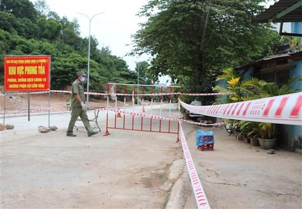 Phu Yen uu tien xet nghiem khu vuc trong diem va tra ket qua som hinh anh 2