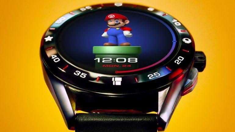 Đồng hồ xa xỉ dành cho fan cuồng Mario