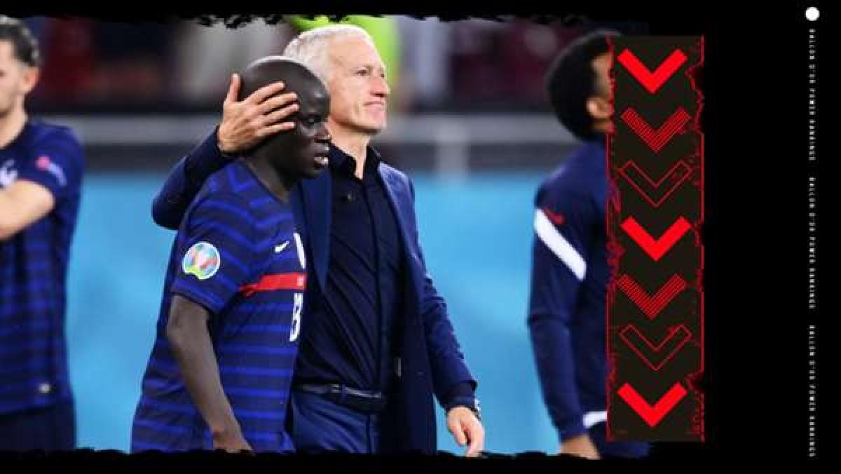 4. N'Golo Kante (Chelsea) | Thành tích trong năm 2021: 1 kiến tạo. Vô địch Champions League.