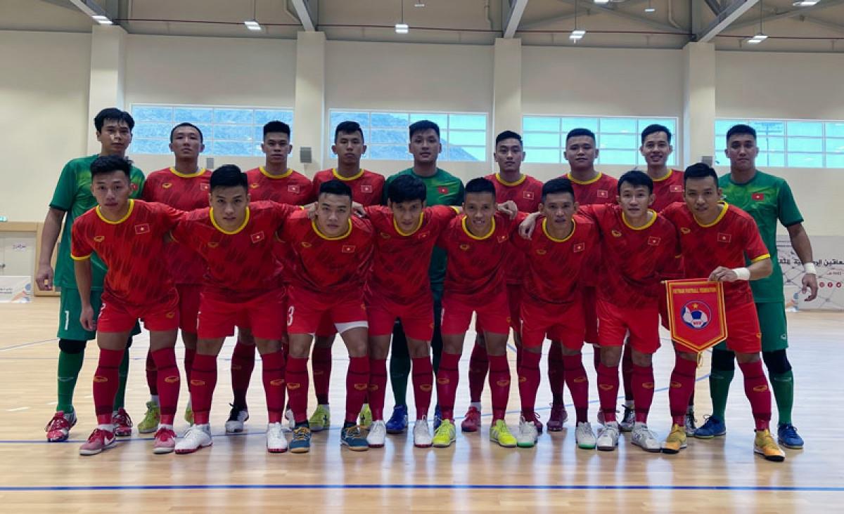 ĐT Futsal Việt Nam sẽ hội quân trở lại vào ngày 20/7 thay vì 2/8 như kế hoạch ban đầu.