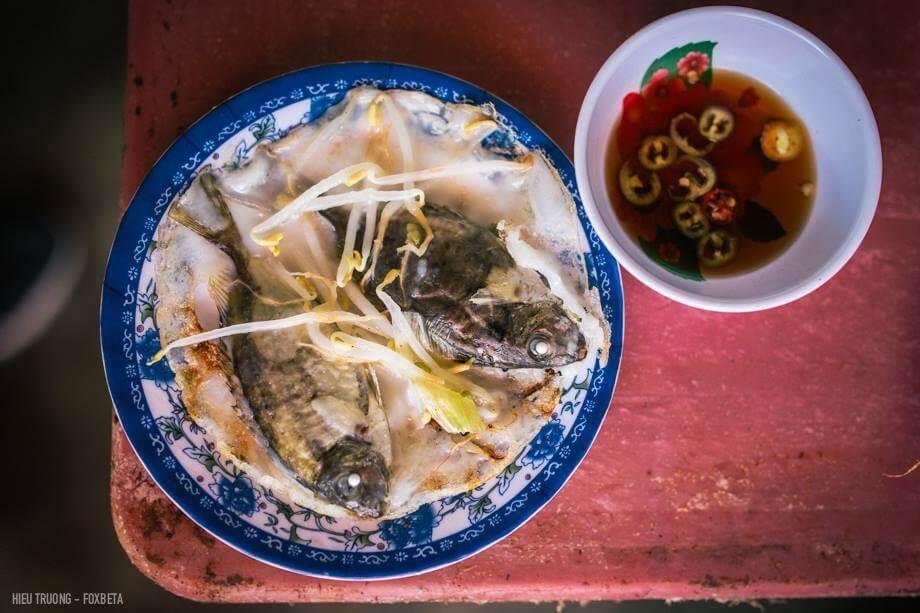 Về đầm Chuồn xứ Huế thưởng thức món bánh khoái cá Kình độc lạ - 1