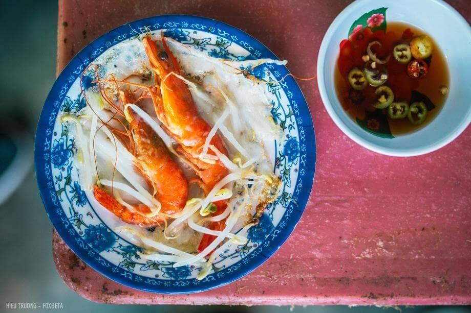 Về đầm Chuồn xứ Huế thưởng thức món bánh khoái cá Kình độc lạ - 5