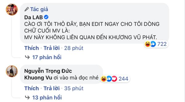 Da LAB bị đạo diễn Khương Vũ tố ăn cắp chất xám 10