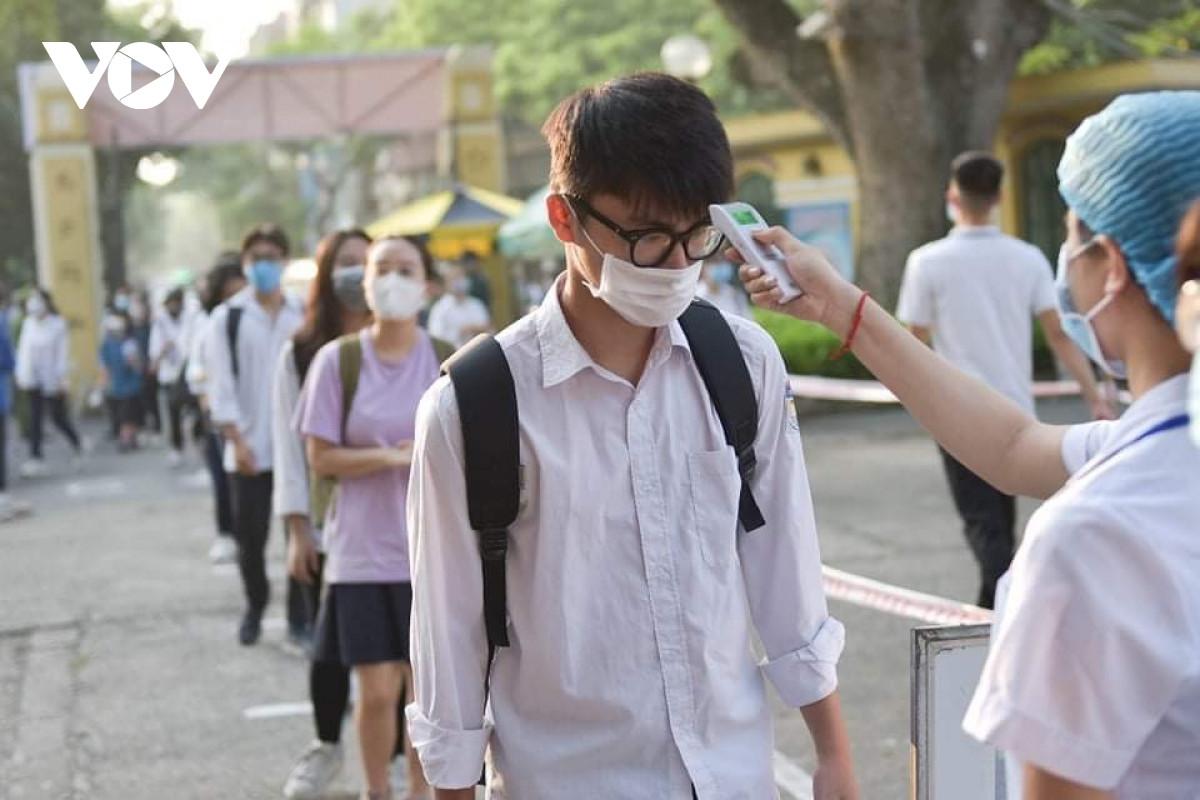 Các trường ở Hà Nội không tổ chức kỳ thi riêng để tuyển sinh đầu cấp - 1