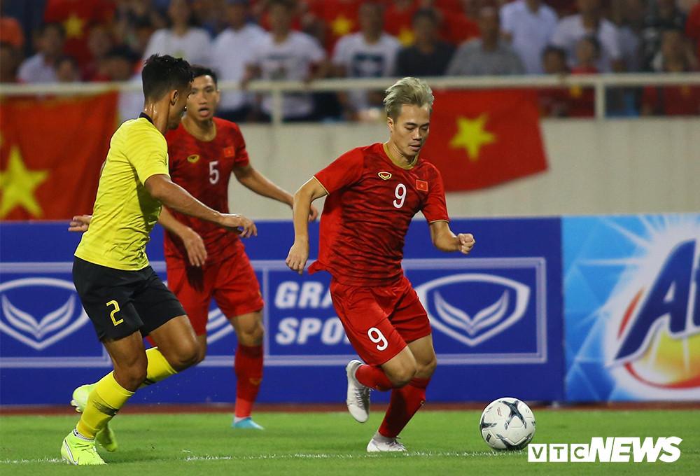 BLV Quang Tùng: Tuyển Việt Nam chờ đợi trận đấu Trung Quốc ở Mỹ Đình  - 3
