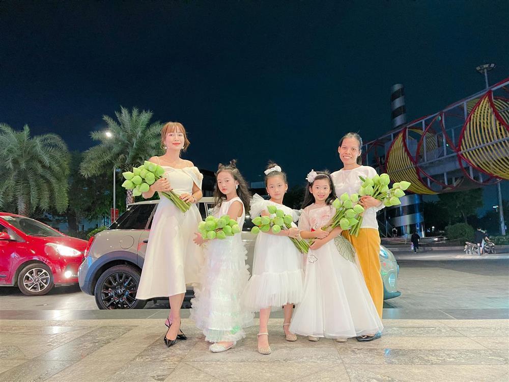 Con gái Mai Phương nói câu xúc động ngày sinh nhật bảo mẫu-4