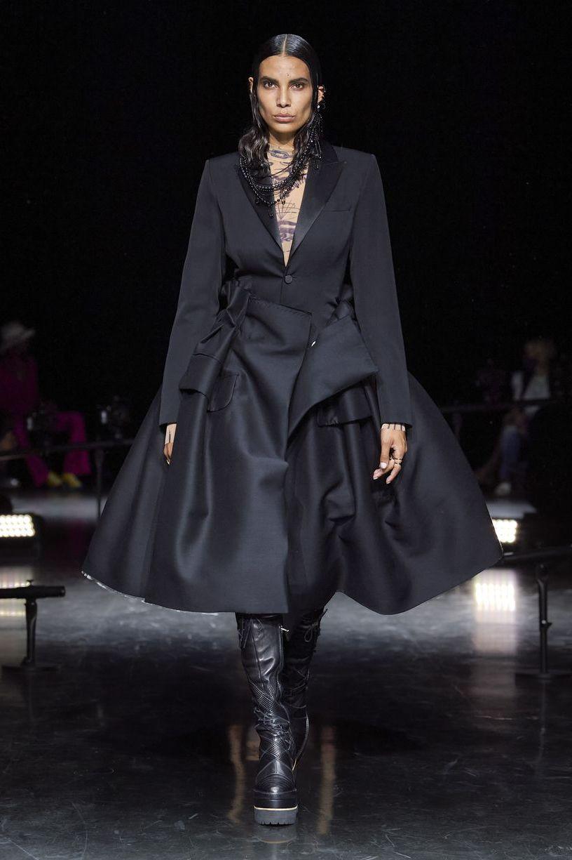 Nhưng xu hướng lớn nhất trong tuần lễ thời trang xa xỉ Haute couture Paris - 4