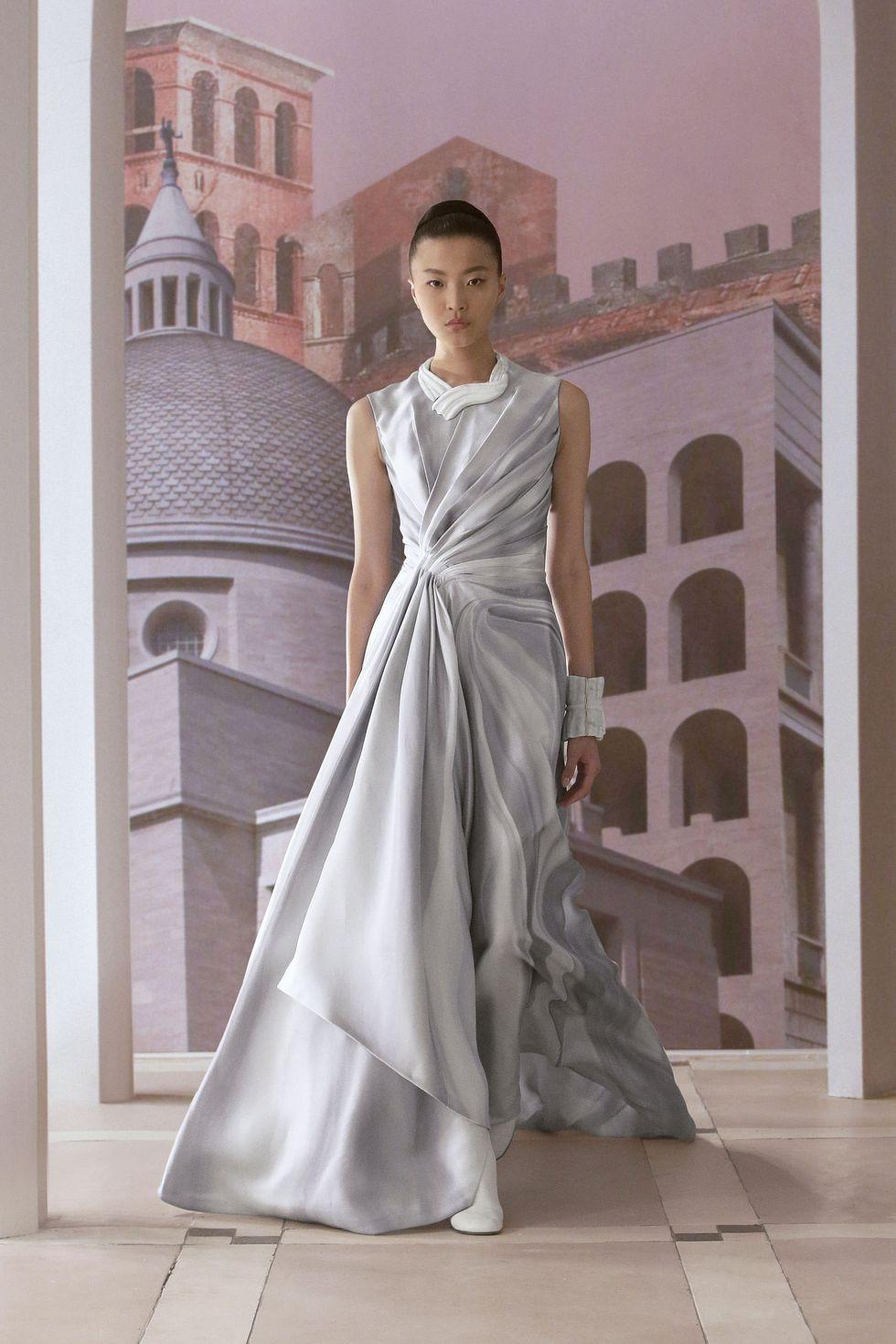 Nhưng xu hướng lớn nhất trong tuần lễ thời trang xa xỉ Haute couture Paris - 11