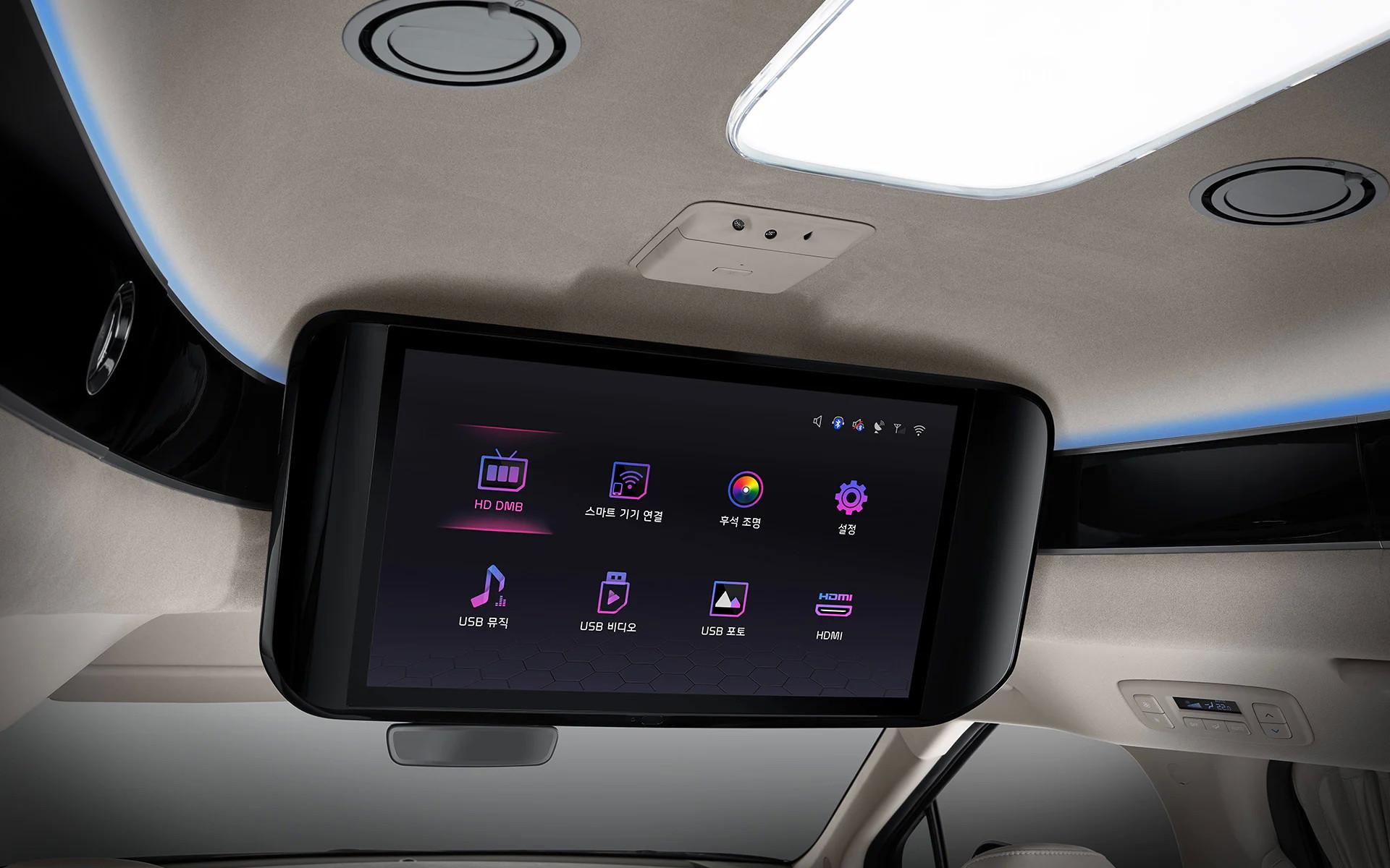 TV thông minh được điều khiển qua điện thoại và bàn cảm ứng