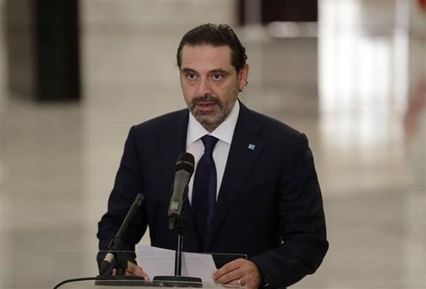 Lebanon: Thu tuong duoc chi dinh tu bo nhiem vu thanh lap noi cac hinh anh 1