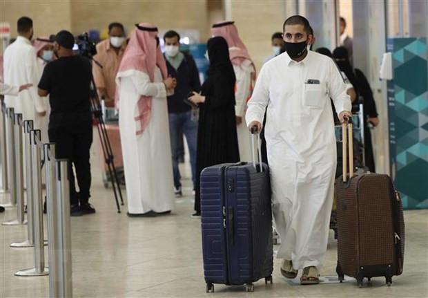 Saudi Arabia pha duong day lam gia chung nhan tiem vaccine COVID-19 hinh anh 1