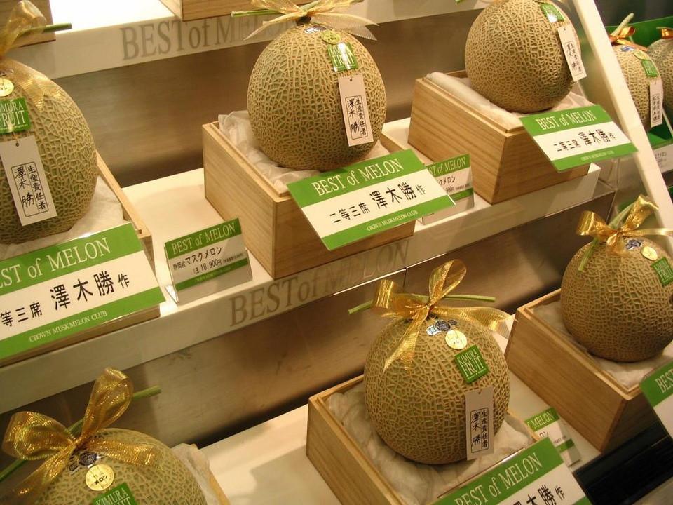 6 loại trái cây Nhật Bản đắt gây sốc - 2